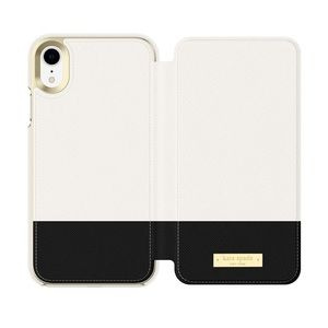 Kate Spade Folio Case iPhone XR